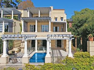Blue Chip Home With Panoramic Sweeping Views Across The Ocean & Harbour - Bellevue Hill