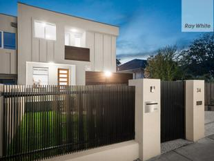 THREE LEVELS OF MODERN PERFECTION - Glen Iris