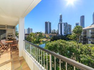 Level 4 - North East Facing - Paradise Island - Surfers Paradise