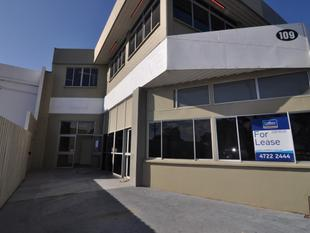 Showroom Warehouse with Separate First Floor Offices - For Lease - West End