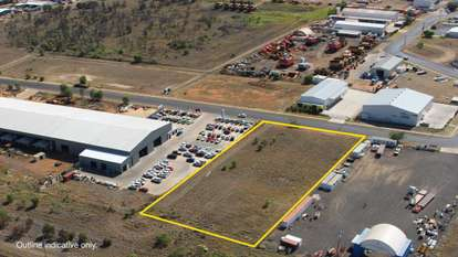 Lot 11 Industrial Drive, Emerald