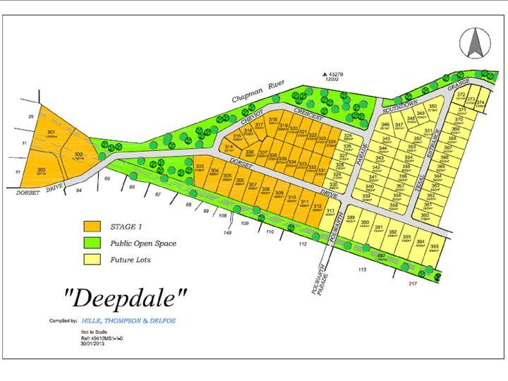 Lot 337 Dorset Drive, Deepdale, WA