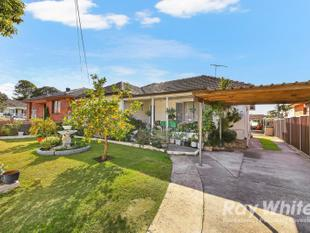 Great Investment Opportunity  Large Block 663sqm - Bankstown