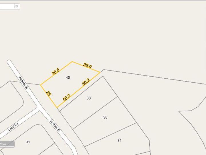 40 Watkins Street, Buxton, QLD