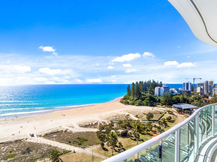 1404/120 Marine Parade 'Reflections On The Sea', Coolangatta, QLD