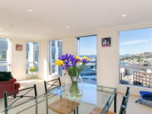 2 Bedroom CBD Apartment - Wellington Central