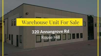 Unit 13/320 Annangrove Road, Rouse Hill