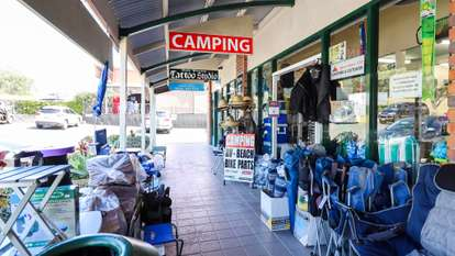 Camping Shop, Agnes Water