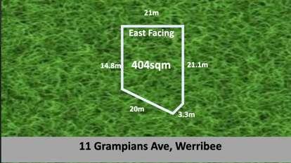 11 Grampians Avenue, Werribee