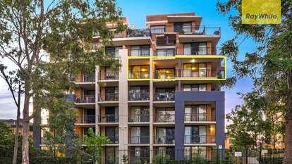 506/19-21 Good Street, Parramatta
