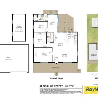 Thumbnail of 11 Pirrillie Street, Hill Top, NSW 2575