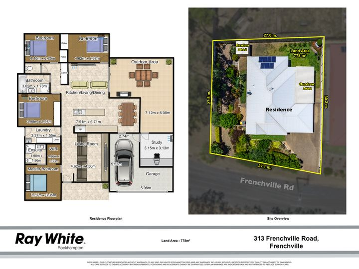 313 Frenchville Road, Frenchville, QLD