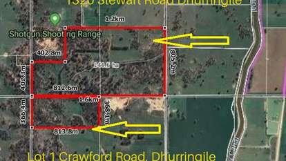 Lot 1 Crawford Road, Dhurringile