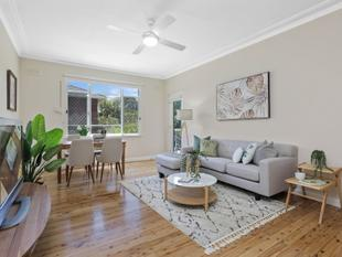 Light filled North facing apartment in prime location - Roseville