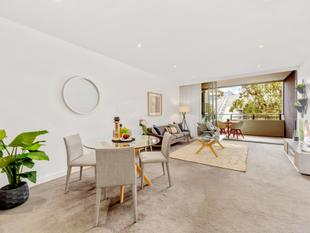 CONVENIENCE OF CITY LIVING - Rushcutters Bay