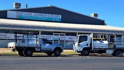 Dalby Glass Aluminium & Security, Dalby