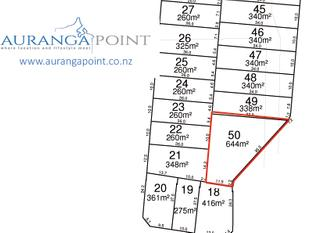 644m2 Section Available in Auranga Point - Drury