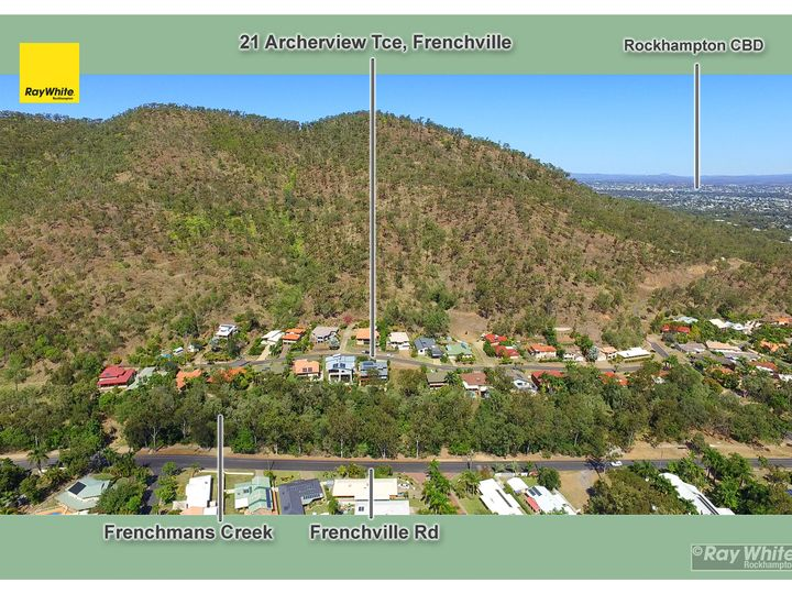 21 Archer View Terrace, Frenchville, QLD