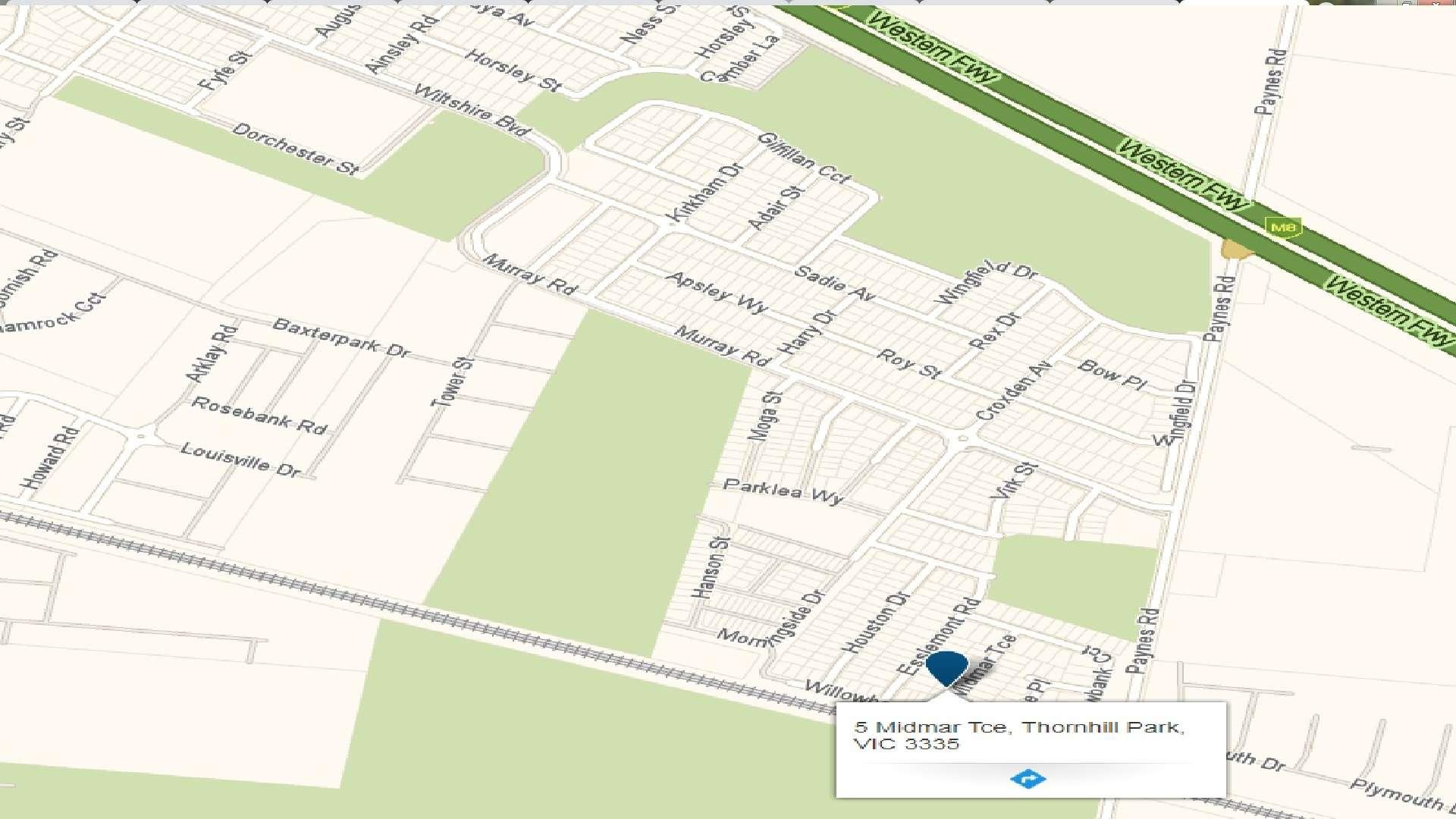 5 Midmar Terrace, THORNHILL PARK, VIC 3335