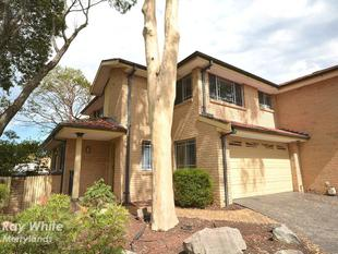 PERFECT LOCATION  3 BEDROOM TOWNHOUSE - South Wentworthville