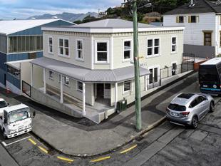 Price Reduced! High Profile Corner in Lyttelton - Lyttelton