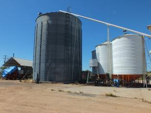 Grain Handling Complex - Suitable for Container Loading - Goondiwindi