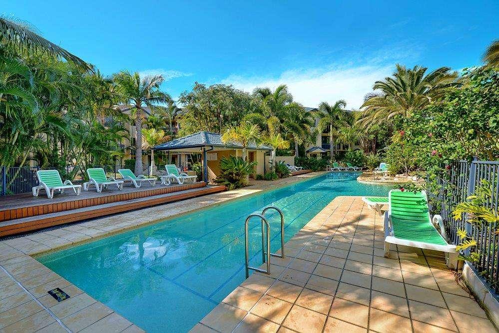 206/2342 'Turtle Beach Resort' Gold Coast Highway, Mermaid Beach, QLD 4218