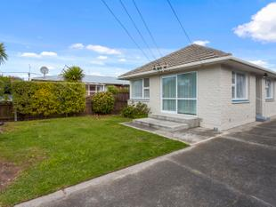 Sun Drenched Front Unit - South New Brighton