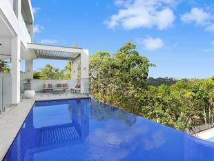 Brand New Designer Contemporary Home with Views on 1,442sqm Block - St Ives