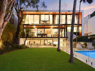 Stunning Modernist Refurbished Residence With Harbour Views & Pool - CALL MARGIE ON: 0466 405 085 - Bellevue Hill