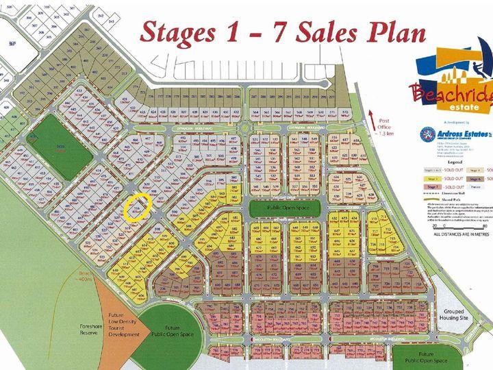 Lot 516, 26 Bettong Avenue, Jurien Bay, WA