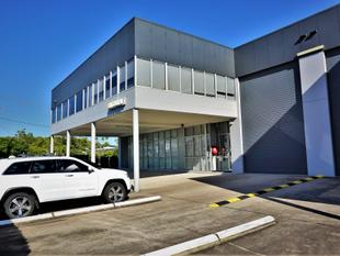 QUALITY CITY FRINGE OFFICE/ WAREHOUSE WITH EXPOSURE - Coorparoo