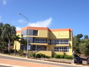 Elevated Office with Views Across CBD - Townsville City