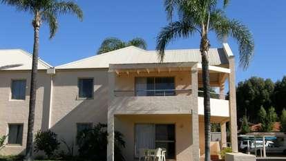 9/32 Grey Street - Murchison View Apartments, Kalbarri