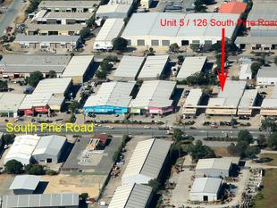 143 SQM INDUSTRIAL ZONE UNIT IN THE HEART OF BRENDALE - Brendale