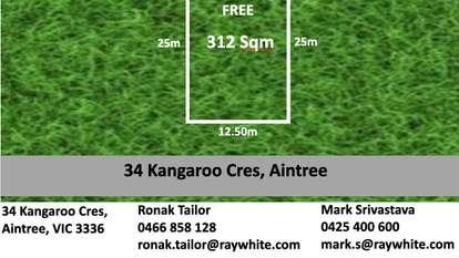 34 Kangaroo Crescent, AINTREE