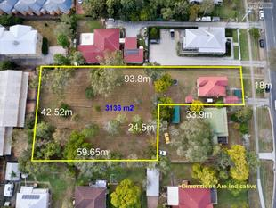 AUCTION!.....DevelopersInvestors Take Note - 3,136 m2 **Sub-Dividable Land with House - Must Be SOLD ! ! ! - Goodna