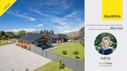 155 Albert Town-Lake Hawea Road, Albert Town