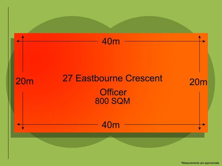 27 Eastbourne Crescent, Officer, VIC
