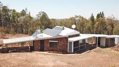 230 'BANGALAY COTTAGE'  Tothills Road, Coonabarabran
