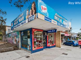 Corner Profile Retail Shop & Residence in Tightly Held Shopping Strip - Boronia