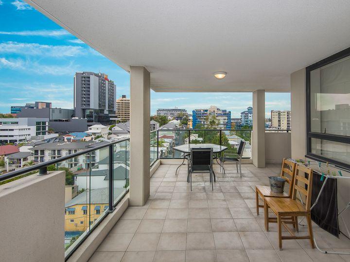 31/287 WICKHAM Terrace, Spring Hill, QLD