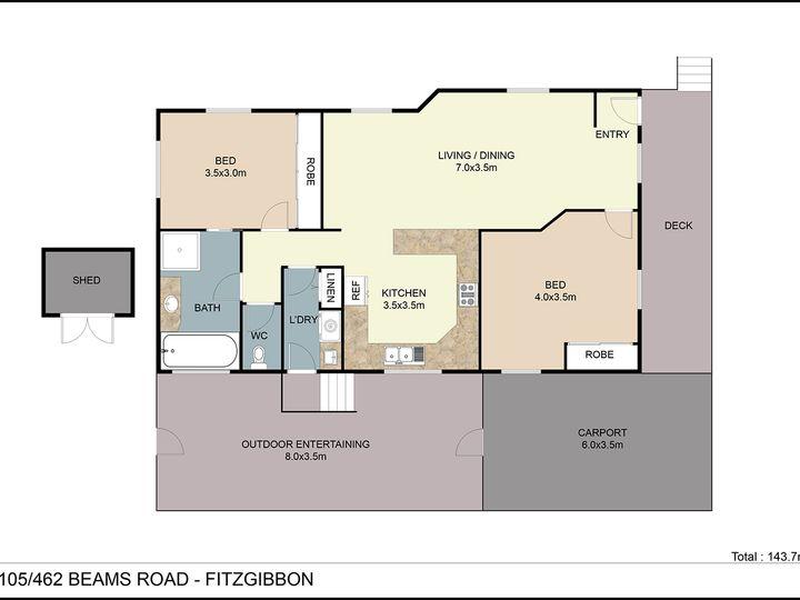 105/462 Beams Road, Fitzgibbon, QLD