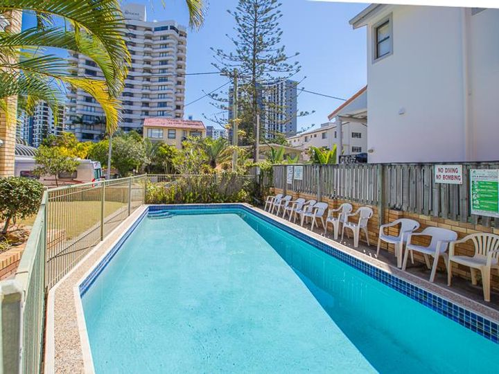 5/22 Frederick Street, Surfers Paradise, QLD