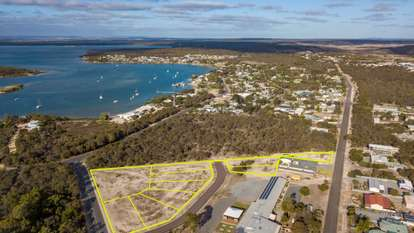 Lots 4 -11 Correa Drive, Coffin Bay