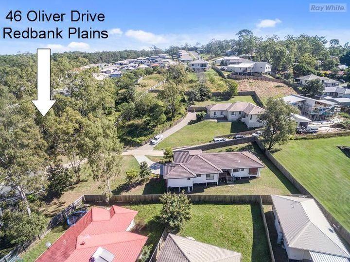 46 Oliver Drive, Redbank Plains, QLD