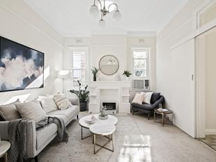 Elegance, potential and elevated City views on 331sqm - Marrickville