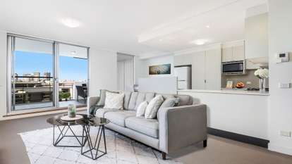 439/25 Bennelong Parkway, Wentworth Point