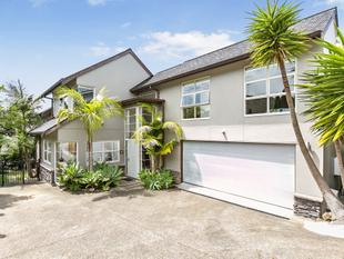 Freehold Dream Home in Double GZ - Remuera