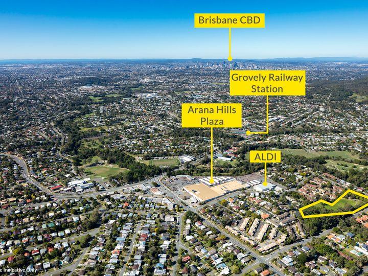 Leslie St Crosby St and Jane Street, Arana Hills, QLD